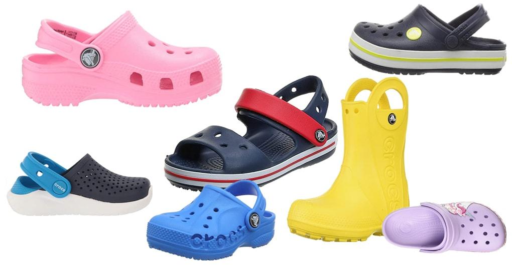 crocs-bambini